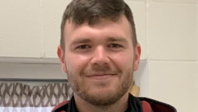 Photo of Jared Morrow Named YMS Teacher of Month