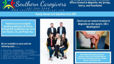 Photo of Southern Caregivers Named Prescott Chamber of Commerce Business of the Month