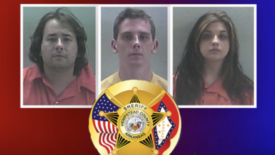 Photo of Hempstead County Investigators Arrest Three in Theft  and use of Credit Card