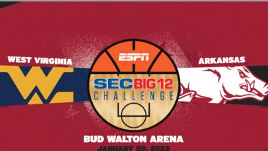 Photo of Razorbacks to Host West Virginia in SEC/Big 12 Challenge