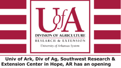 Photo of Univ of Ark, Division of Agriculture in Search of Maintenance Specialist