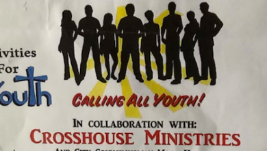 Photo of Youth Event Scheduled for July 17