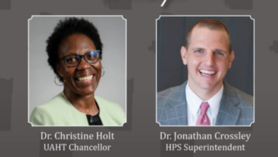 Photo of Yerger Alumni to Hold Reception to Welcome  New Chancellor & Superintendent