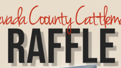 Photo of Nevada County Cattleman's Raffle, Tickets Available for Raffle Through This Week.