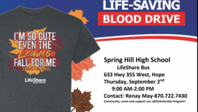 Photo of LifeShare Blood Drive at SHS