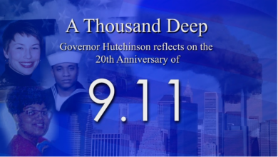 Photo of In A Thousand Deep, Governor Hutchinson Reflects On U.S.'s Valiant Response to 9/11 Attacks 20 years Ago