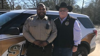 Photo of HCSO and Blevins School Partner to put Deputy on Campus