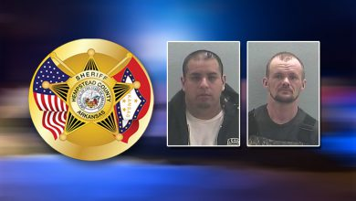 Photo of Two Arrested in Burglary Investigation