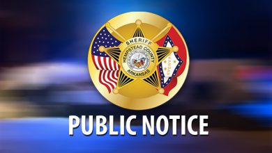 Photo of Sheriff Issues Public Notice Concerning Collection of Old Fines