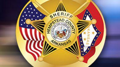 Photo of HCSO Incident Report April 23-29