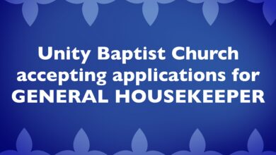 Photo of UBC in Hope Now Accepting Applications for Housekeeper