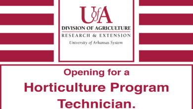 Photo of Horticulture Program Technician Position Opening