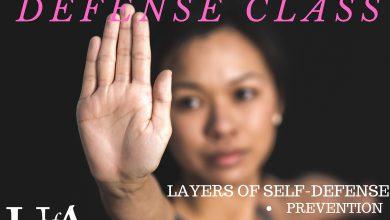 Photo of Women's Self Defense Class