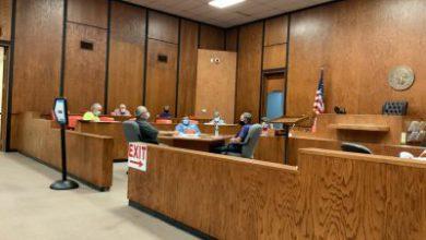 Photo of LIVE Nevada County Quorum Court Meeting