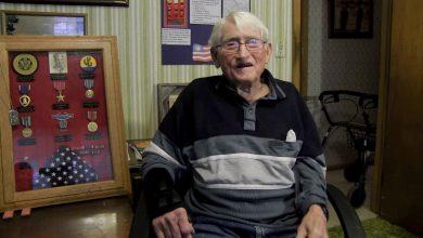 Photo of Boozman Recognizes Military Service of Harrison WWII Veteran