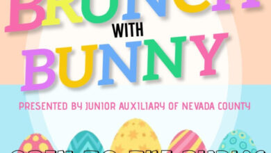Photo of Junior Auxiliary of Nevada County Presents Brunch with Bunny