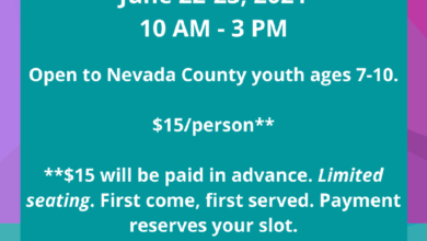 Photo of Nevada County 4-H Craft Camp Coming Up