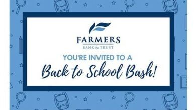 Photo of Farmers Bank & Trust Back To School Bash