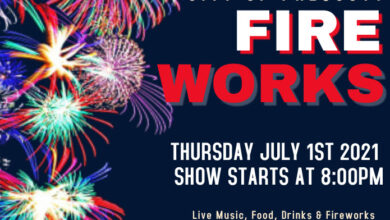 Photo of City Of Prescott Fireworks Show