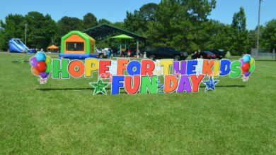 Photo of A Wonderful Day At Northside Park: HOPE For The Kids Fun Day