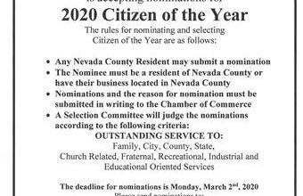 Photo of Deadline for Hometown Hero & Citizen of the Year is Today