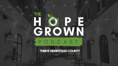 Photo of SWARK.Today Appears On Local Podcast Hope Grown