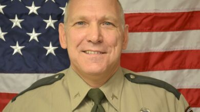 Photo of HCSO mourns the loss of Corporal Neal