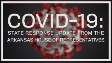 Photo of Daily COVID-19 Response Summary from the House of Representatives