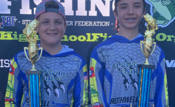 Photo of Spring Hill Bass Fishing Team Heading to National and World Championship this Summer