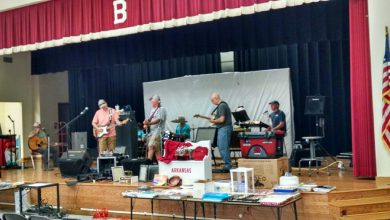 Photo of 33rd Blevins BBQ Benefit for Children's a Big Success