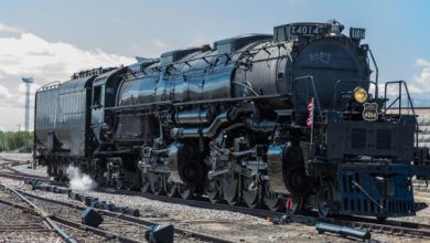 Photo of Union Pacific Big Boy Locomotive to Make Stops in Hope and Prescott