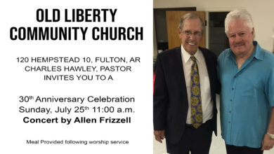 Photo of Old Liberty Community Church Celebration For Pastor Charles Hawley 30th Anniversary
