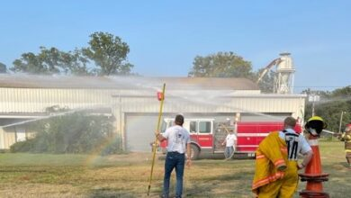 Photo of Fundraiser for Nevada County Fire-Rescue & Hubbard Family A Success