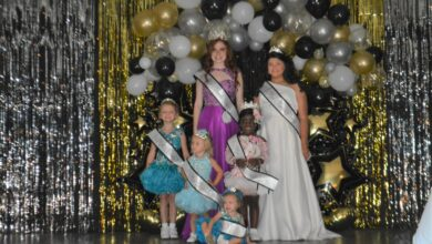 Photo of Nevada County Pageant & Talent Competition Winners, Contestants