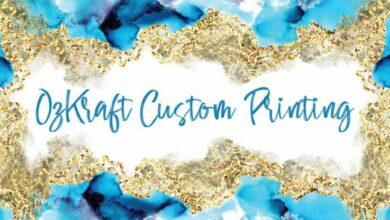 Photo of Business Spotlight: OzKraft Custom Printing – Living The Dream