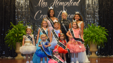 Photo of 2021 Miss Hempstead County Pageant, Talent Competition Winners & Contestants