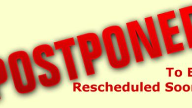 Photo of Prescott/Nevada County Chamber of Commerce Annual Meeting Postponed