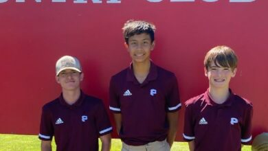 Photo of Prescott Boys Golf District Tourney, Cummings Qualifies for State