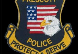 Photo of Prescott PD Lending a Helping Hand During Winter Weather