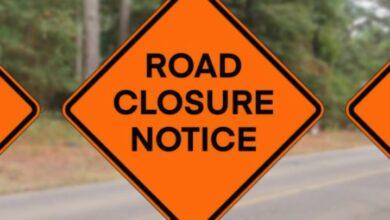 Photo of Hempstead County Road Closure