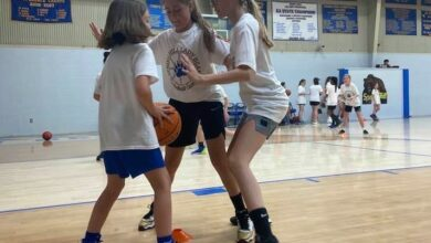 Photo of First Annual Spring Hill Lady Bears Basketball Camp