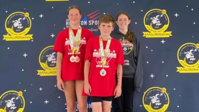 Photo of Team Arkansas becomes Junior Olympic Swimming National Champions with help from Hope Swimmers