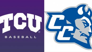 Photo of TCU vs Central Connecticut State