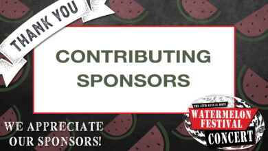 Photo of UAHT Announces Contributing Sponsors for the 45th Annual Hope Watermelon Festival Concert