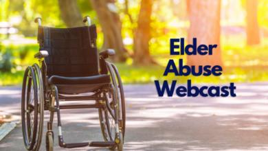 Photo of Rutledge's Elder Abuse Webcast Registration
